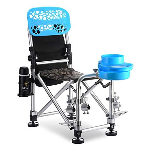Chaises de pêche Chaise Pliante Chaise Multifonctionnelle Chaise Élévatrice Chaise Pliante Chaise De Metteur en Scène Peut Supporter 150 Kg Cadeau