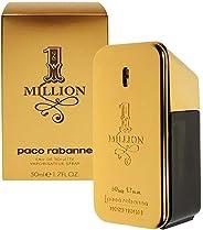 عطر 1 مليون من باكو رابان للرجال - او دو تويلت، 50 مل