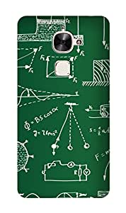 ZAPCASE Printed Back Cover for LeEco Le 2