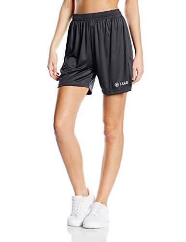 Jako Unisex Shorts Manchester, Schwarz,6, 4412