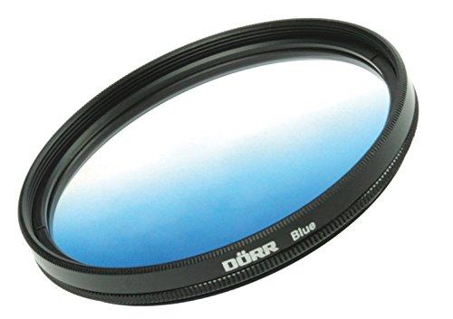 DÖRR Verlauffilter blau 55mm