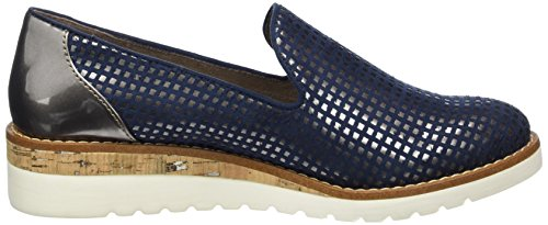 Jana Lady 24608 Drops Blau (navy 805)