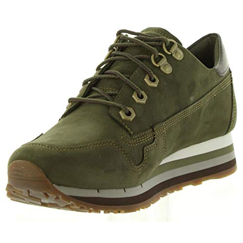 TIMBERLAND women s shoes A1J35 sneakers size 41 Olive green