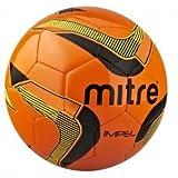 Brand New Orange Mitre Impel Training Football Size 4