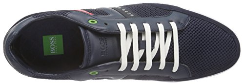 Boss Green - Eldorado Reflect 10189848 01, Chaussures De Sport Bleues Pour Hommes (blau (bleu Foncé 401))