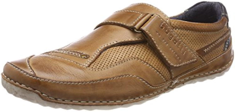 Bugatti denim Herren-Slipper Mittelbr. 630654-21  Zapatos de moda en línea Obtenga el mejor descuento de venta caliente-Descuento más grande