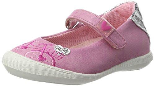 Agatha Ruiz De La Prada Mädchen 172952 Mary Jane Halbschuhe Pink (Rosa)