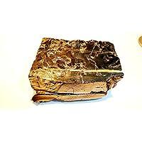 Boviswert EDEL SCHUNGIT, seltene große Brocken, 144,55g, 5x5x4cm, schön und kraftvoll, aus Karelien, mit Zertifikat! preisvergleich bei billige-tabletten.eu