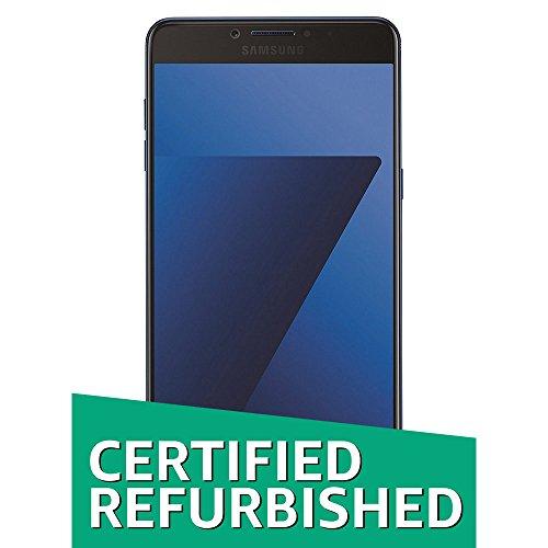 (Certified Refurbished) Samsung Galaxy C7 Pro SM-C701F (Navy Blue, 64GB)