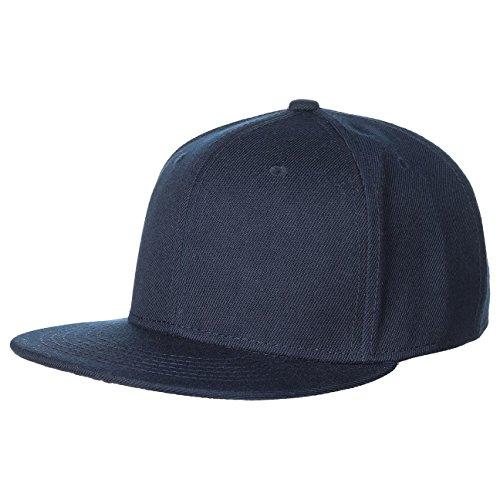 Casquette Denver Snapback Cap casquette casquette de baseball (taille unique - bleu)