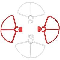 LEORX Avanzado DJI Phantom 3 liberación rápida hélices accesorios protectores protectores parachoques -4 piezas