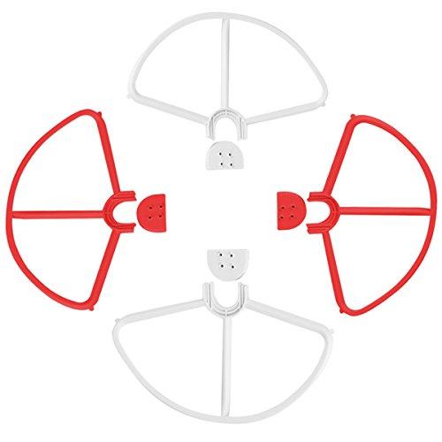 LEORX Advanced DJI Phantom 3 Quick Release hélices accessoires protecteurs protège pare-chocs - 4 pièces