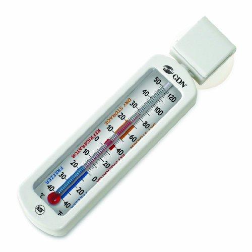 CDN Proaccurate Economy Thermometer für Kühlschrank / Gefrierschrank Medizinischer Kühlschrank-thermometer