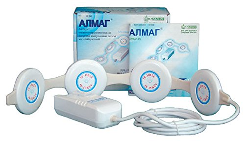 Almag 01 Electro Magnetic Field Therapy Wellness