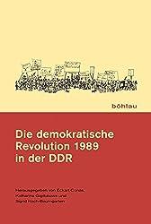 Die demokratische Revolution 1989 in der DDR: .