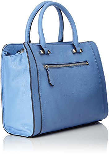 Guess Kingsley, sac à main Blu (Blueberry)