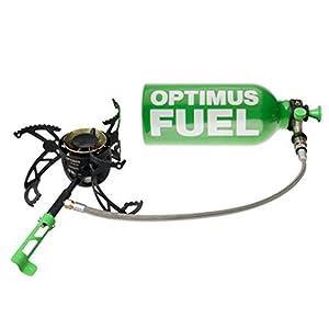 Optimus Mehrstoffkocher Nova mit 0,4L Brennstoffflasche