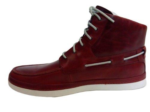 Chaussures Blayne bateaux de Ugg Australia Men Tomato Soup Red