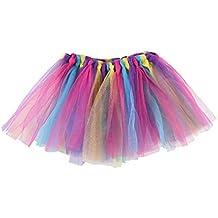ec2e9c232f Amazon.es  falda tul mujer disfraz - Morado