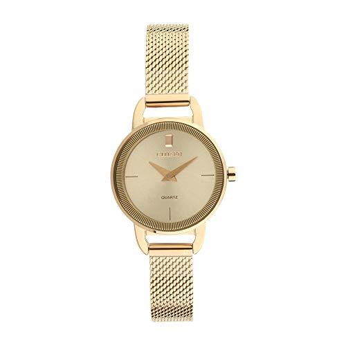CITIZEN Analog Rose Gold Dial Women's Watch-EZ7003-51X