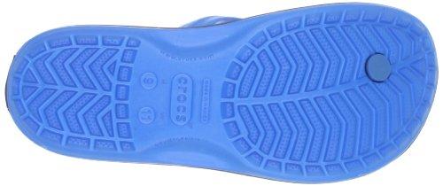 Crocs Crocband Flip, Infradito Unisex-Adulto Blu