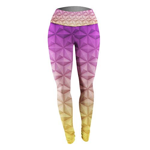 epcot-spaceship-earth-yoga-leggings-3xl-low-rise