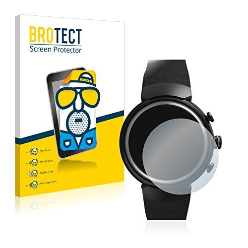 BROTECT Entspiegelungs-Schutzfolie kompatibel mit Asus ZenWatch 3 1.39