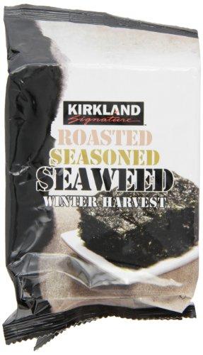 megadeal-kirkland-signature-roasted-seasoned-seaweed-winter-harvest-10-17-gm-packages