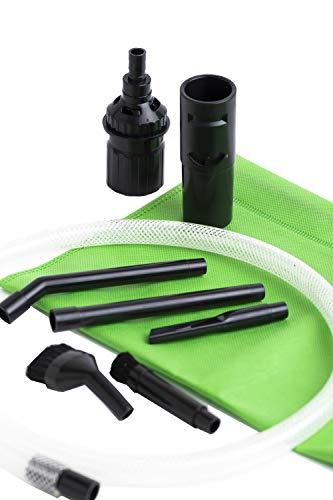 dustybrush Mikrodüsenset für DYSON Staubsauger, 8-teilig. Original Green Label Produkt.