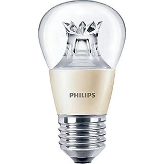 Philips Master LED Luster 4-25 W, 827 E27 P48 Dimtone, klar 45380300