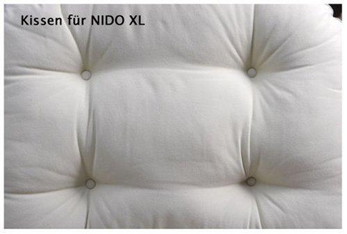 Jobek 01080 TAUPE-KISSEN für NIDO XL