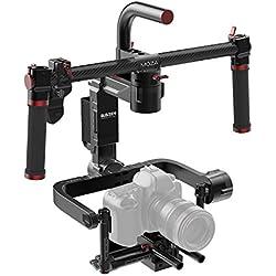 Moza Lite 2 Profesional - Estabilizador para producción profesional de cine, color negro