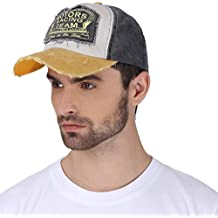 DALUCI Baseball Men's Adjustable Casual Cap Leisure Solid Color Fashion Summer Hats for Men Women