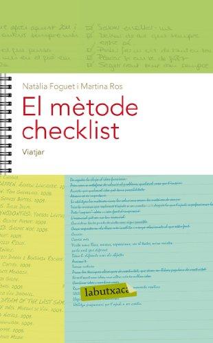 El mètode Checklist. Capítol 12: Viatjar (Catalan Edition)