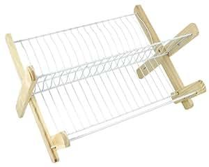 Faveco 140467 Egouttoir Vaisselle 2 Niveaux 32 x 7 x 30 cm