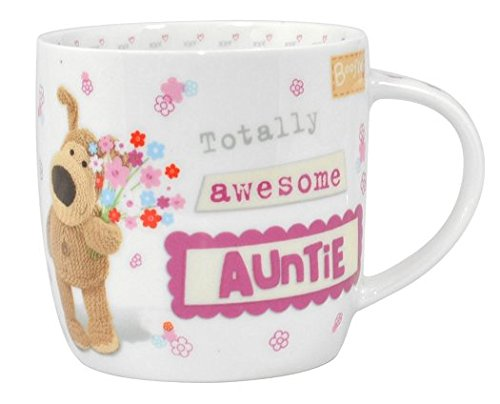 BOOFLE MUG - AWESOME AUNTIE 53663 - BRAND NEW by Boofle