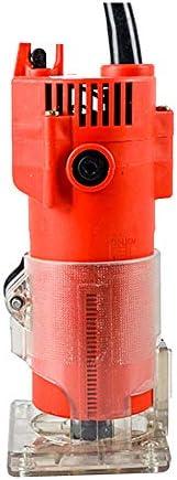 220 فولت 30000 دورة في الدقيقة 1/4بوصة 6.35 مم جهاز تشذيب كهربائي محمول متعدد الوظائف يعمل على الخشب