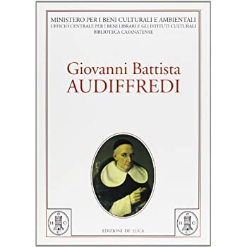 Giovanni Battista. Audiffredi (1714-1794)