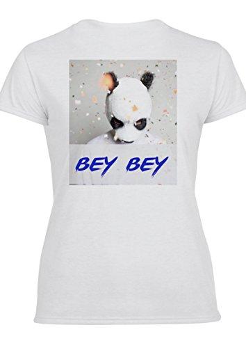 CRO Bey Bey Damen T-Shirt & Weste T-Shirt (Entwurf auf der Rückseite)