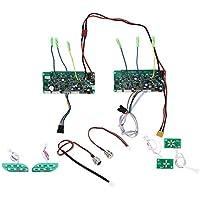 Controlador de Placa Base Controlador de Placa de Circuito Scooter eléctrico Placa Base para reemplazo de Scooter Accesorio(4V-CE Power-on Self-Balancing)