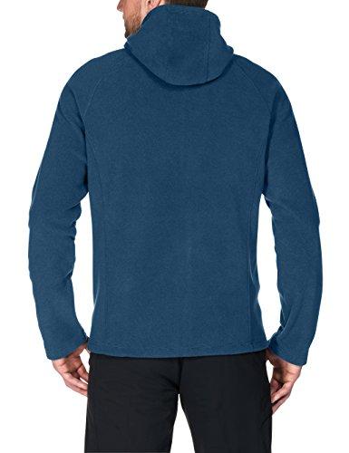 VAUDE Herren fleecejacke Lasta Hoody Jacket Fjord Blue