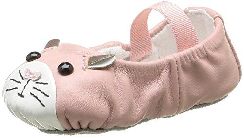 (Bloch Hamster, Baby Mädchen Baby, Vier Pfoten (1-10 Monate), Pink - Pink - Rosa (Altrosa) - Größe: 16)