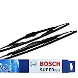 Bosch 3397001584 Twin Spoilers 584S - Limpiaparabrisas (2 unidades,...