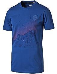 Puma Ferrari Graphic Camiseta, Ferrari Graphic, Limoges, M