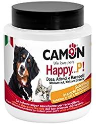 Happy P! Poudre super absorbante pour éliminer l'urine des chiens et des chats