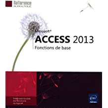 Access 2013 - Fonctions de base