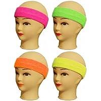 Unbekannt John Cena Neon Sweatband Head Band Set