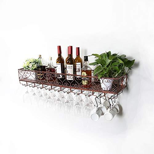 JTWJ Hängendes Becherglas des europäischen Weinglasgestells kreatives Rotweinglasgestell...