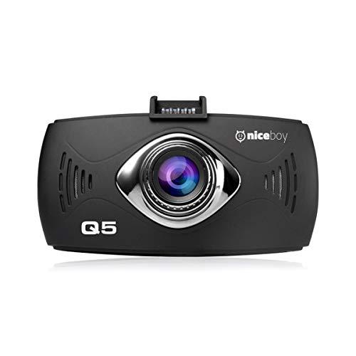 """Niceboy® Q5 Auto-Dashcam 2,7\"""" LCD-Anzeige"""