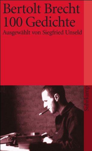 Hundert (100) Gedichte por Bertolt Brecht